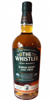 The Whistler Irish Whiskey BoD