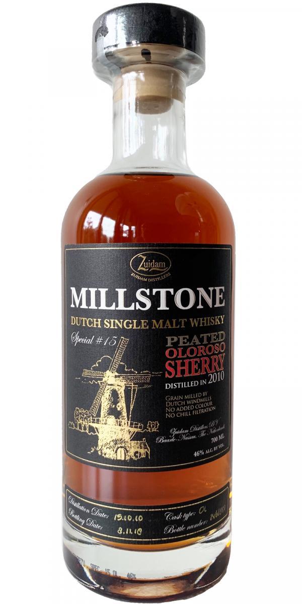 Millstone 2010 - Peated Oloroso Sherry