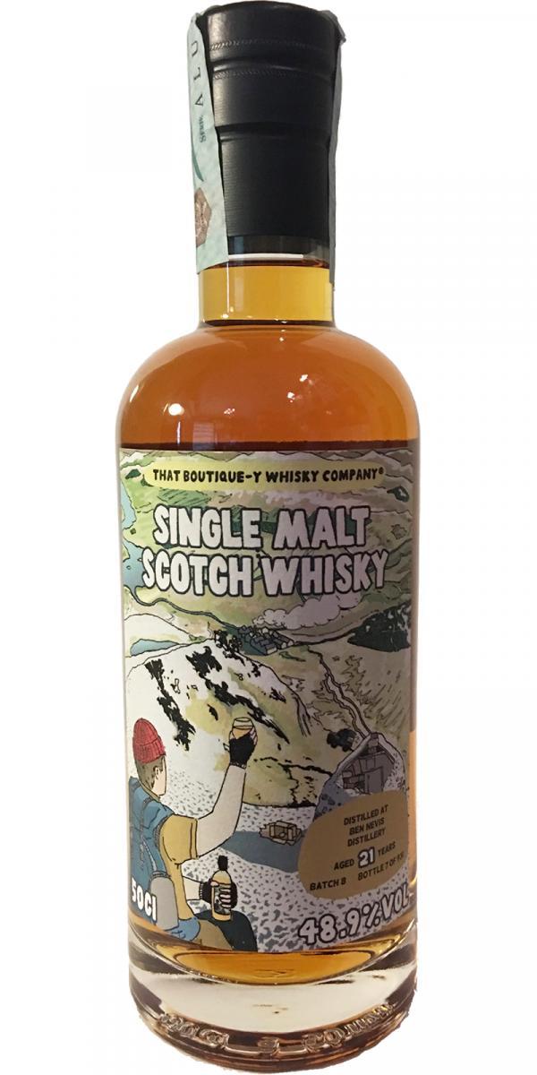Ben Nevis Batch 8 TBWC
