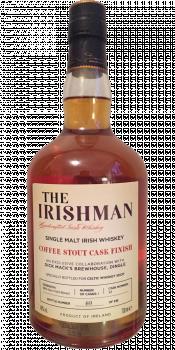 The Irishman Coffee Stout Cask Finish