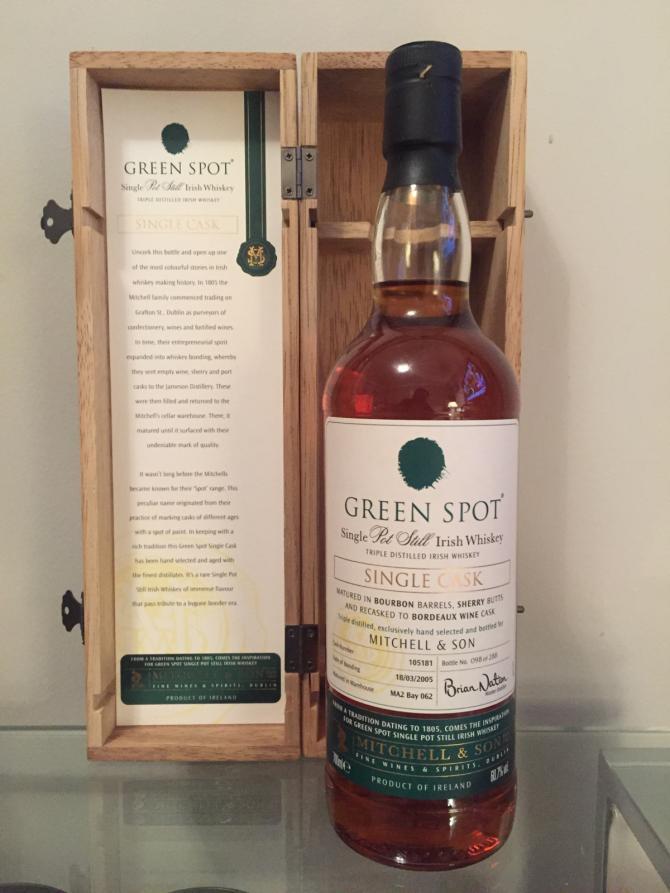 Green Spot 2005