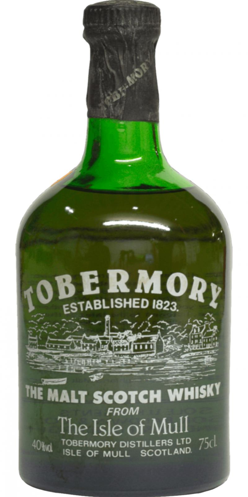 Tobermory 08-year-old