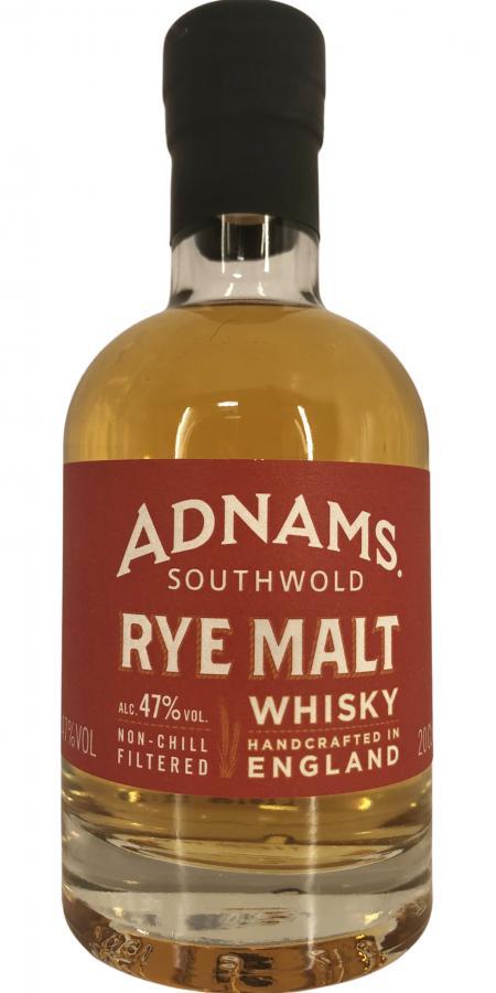 Adnams Rye Malt