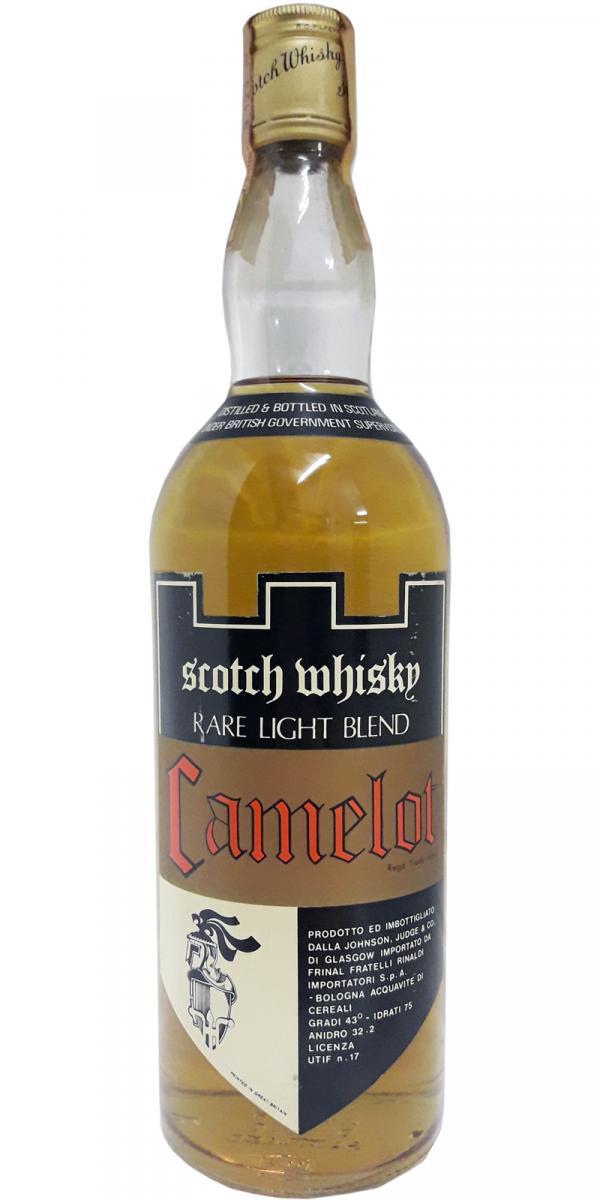 Camelot Scotch Whisky