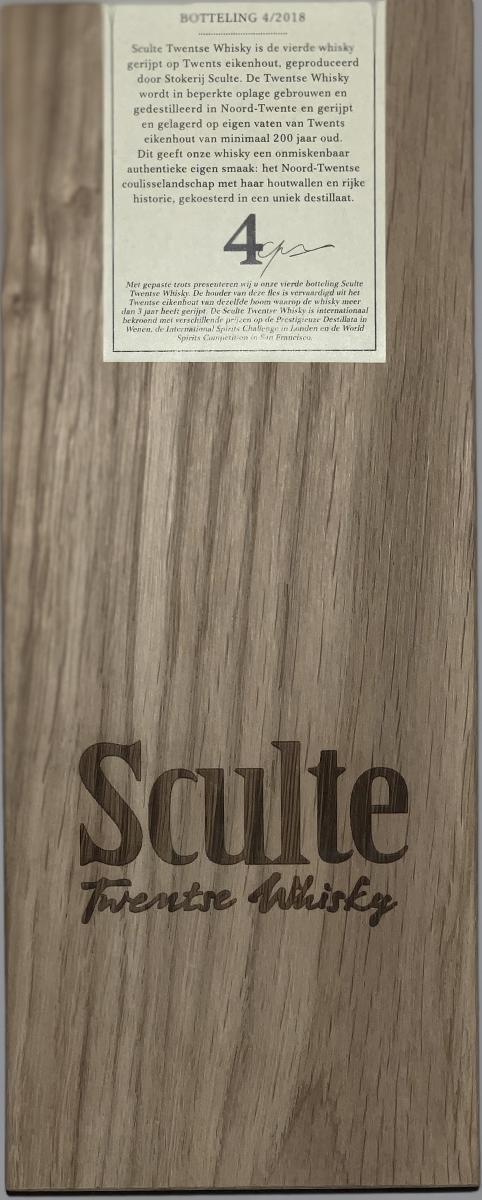 Sculte 2015 - Twentse Whisky