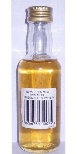 Dew of Ben Nevis 12-year-old