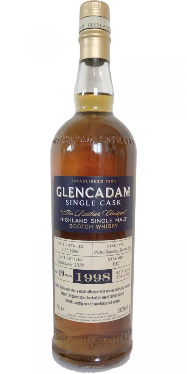 Glencadam 1998