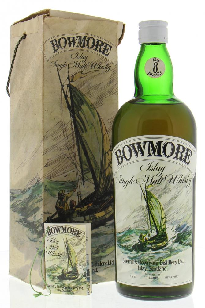 Bowmore 08-year-old