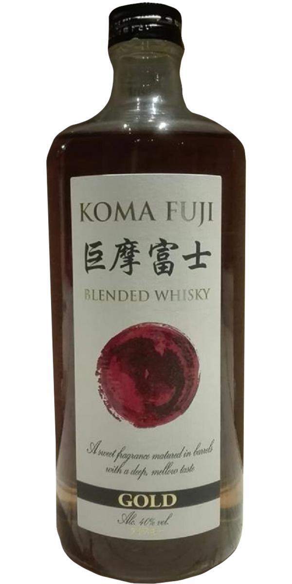 Koma Fuji Gold