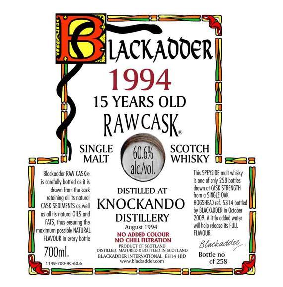 Knockando 1994 BA