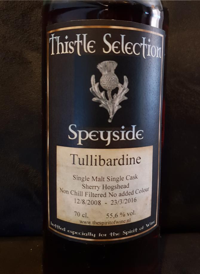 Tullibardine 2008 TSoW