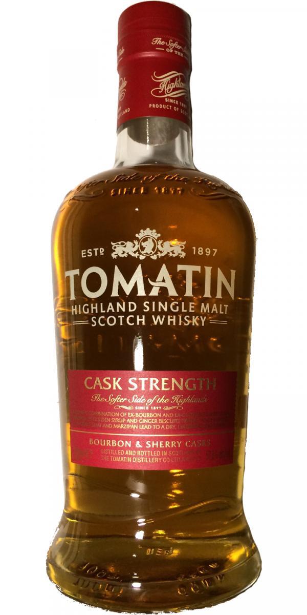 Tomatin Cask Strength