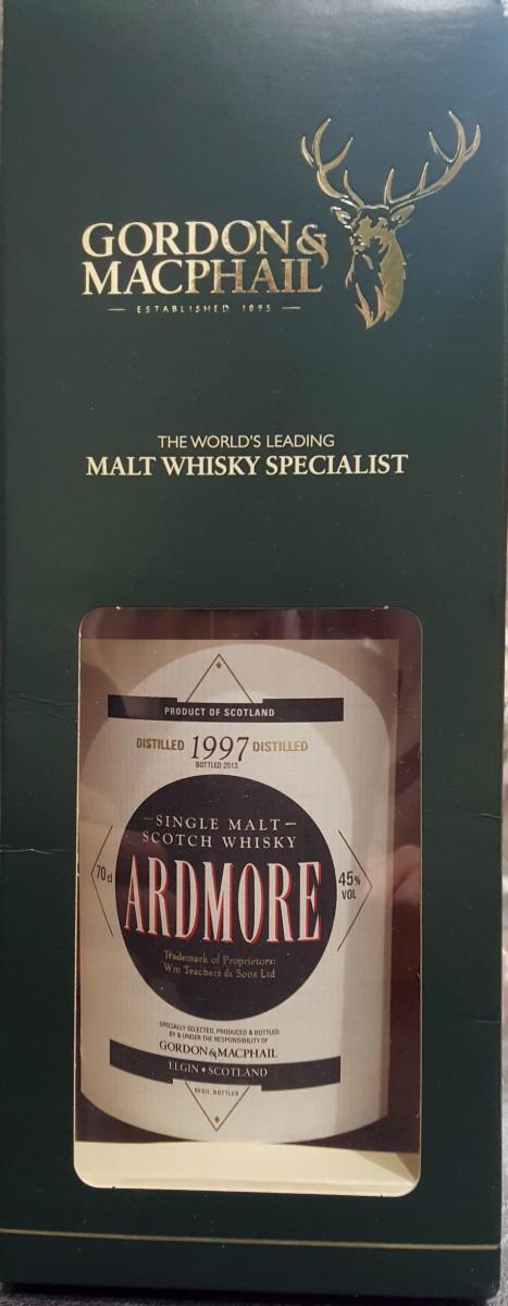 Ardmore 1997 GM
