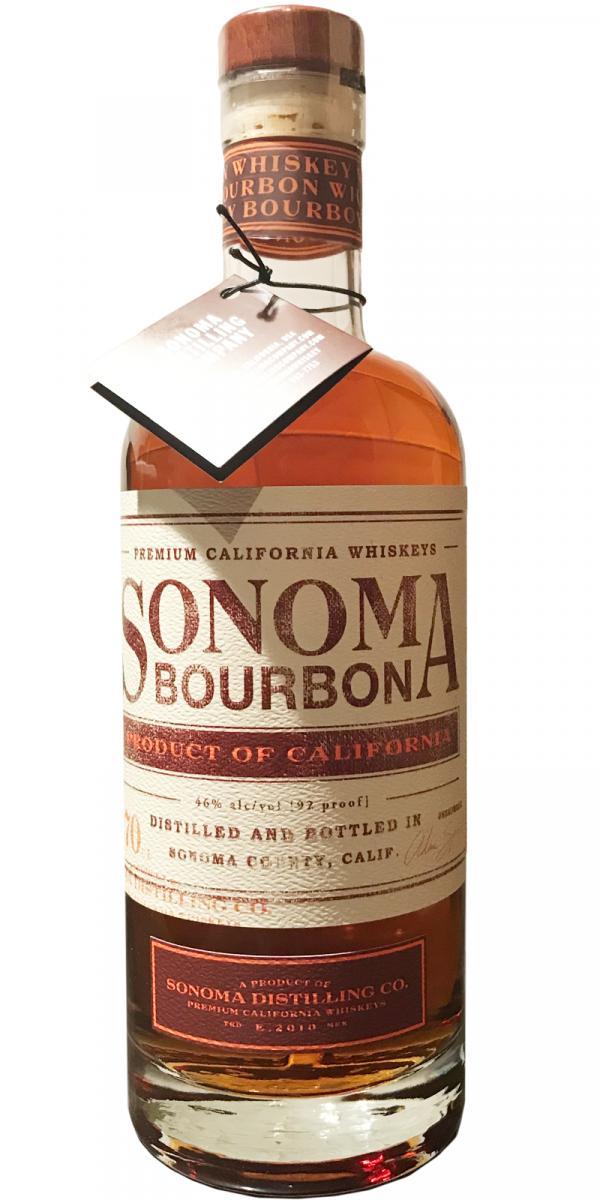 Sonoma County Bourbon