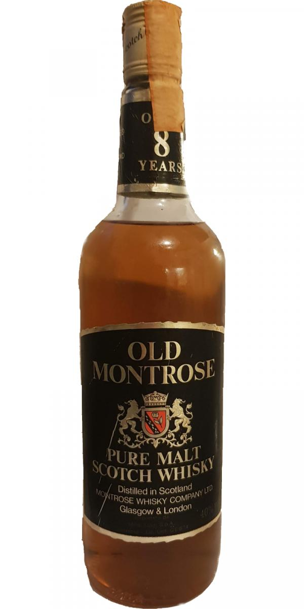 Old Montrose 08-year-old