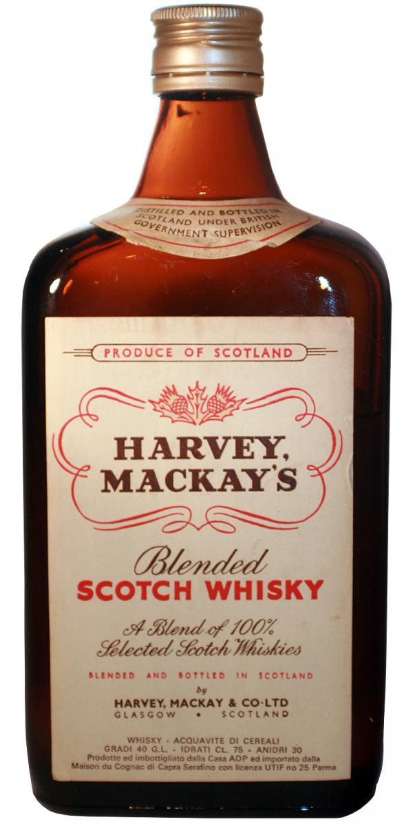 Harvey Mackay's Blended Scotch Whisky