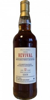 Bruichladdich 12-year-old - Revival