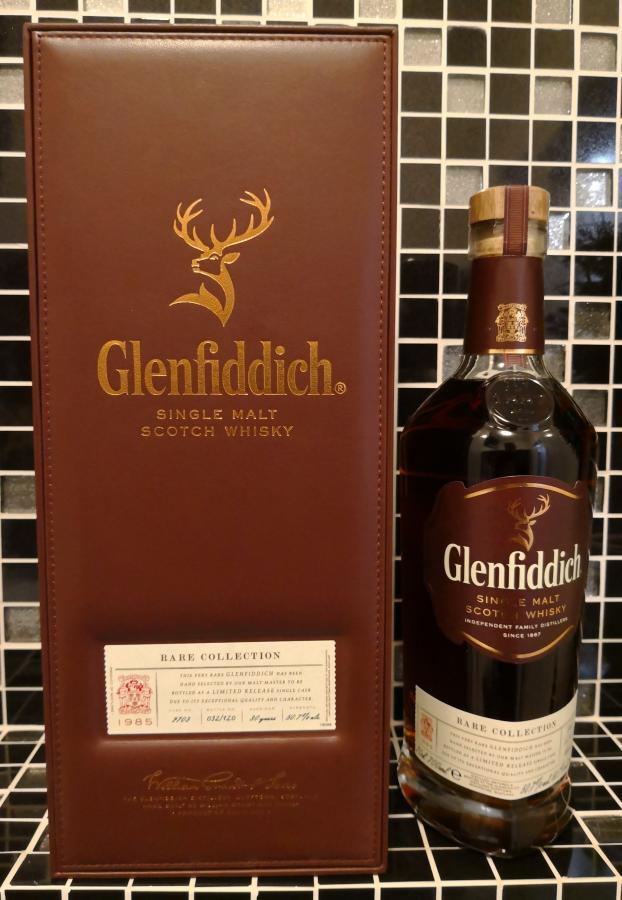 Glenfiddich 1985