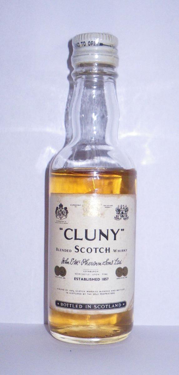 Cluny Blended Scotch Whisky