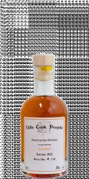 American Rye Whiskey NAS LCP