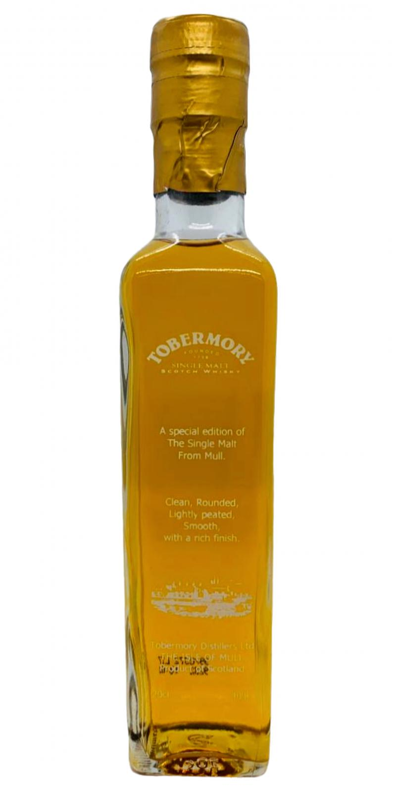 Tobermory Special Edition