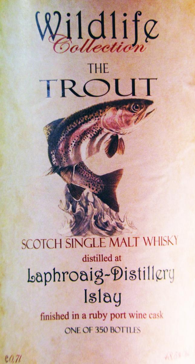 Laphroaig The Trout Whk