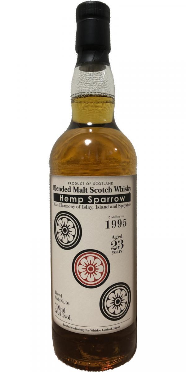 Blended Malt Scotch Whisky 1995 W-e