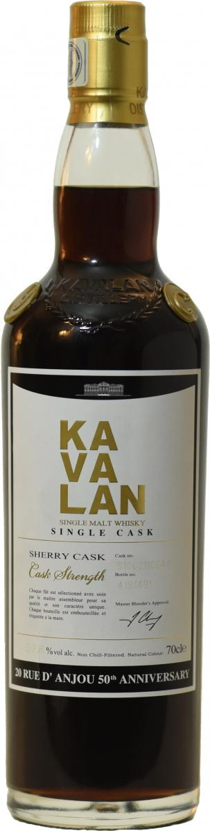 Kavalan Selection