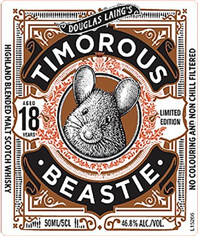 Timorous Beastie 18-year-old DL