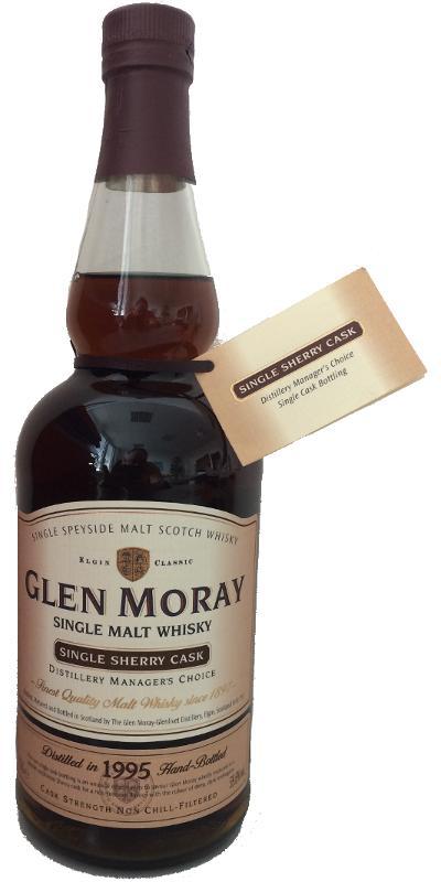 Glen Moray 1995