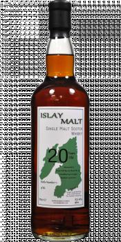 Islay Malt 1990 WhB