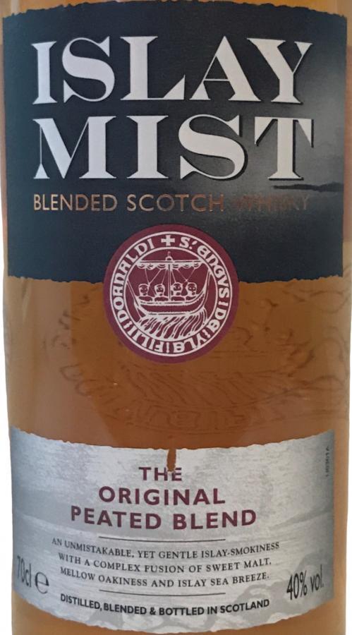 Islay Mist The Original Peated Blend McDI