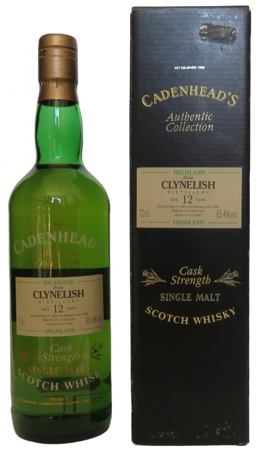 Clynelish 1982 CA
