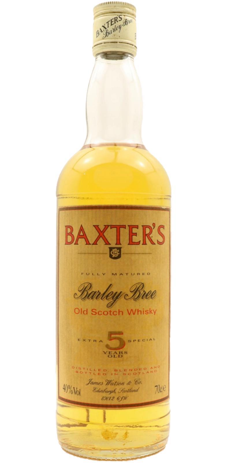 Baxter's 05-year-old - Barley Bree
