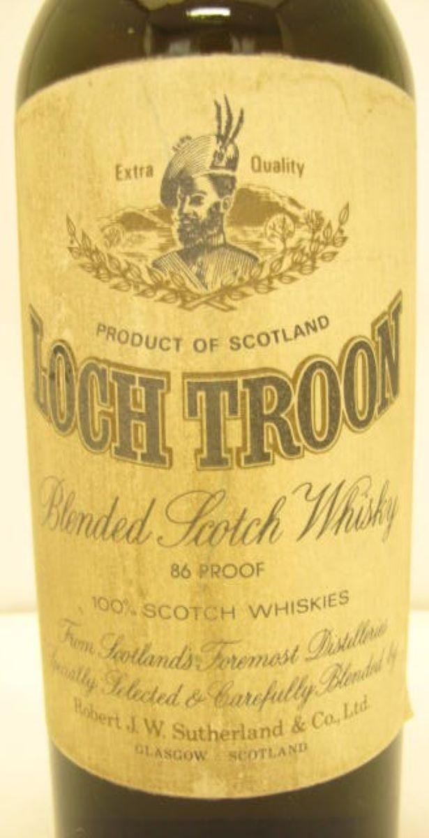 Loch Troon Blended Scotch Whisky