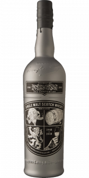 Single Malt Scotch Whisky Douglas Laing's 70th Anniversary