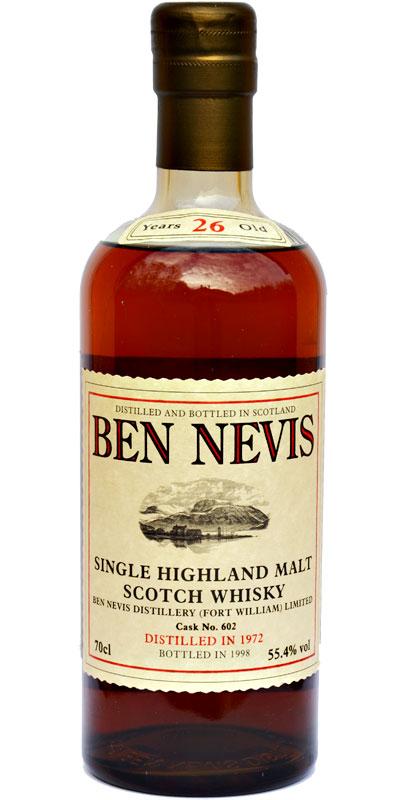 Ben Nevis 1972