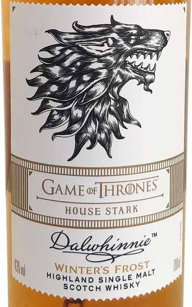 Dalwhinnie Winter's Frost - House Stark