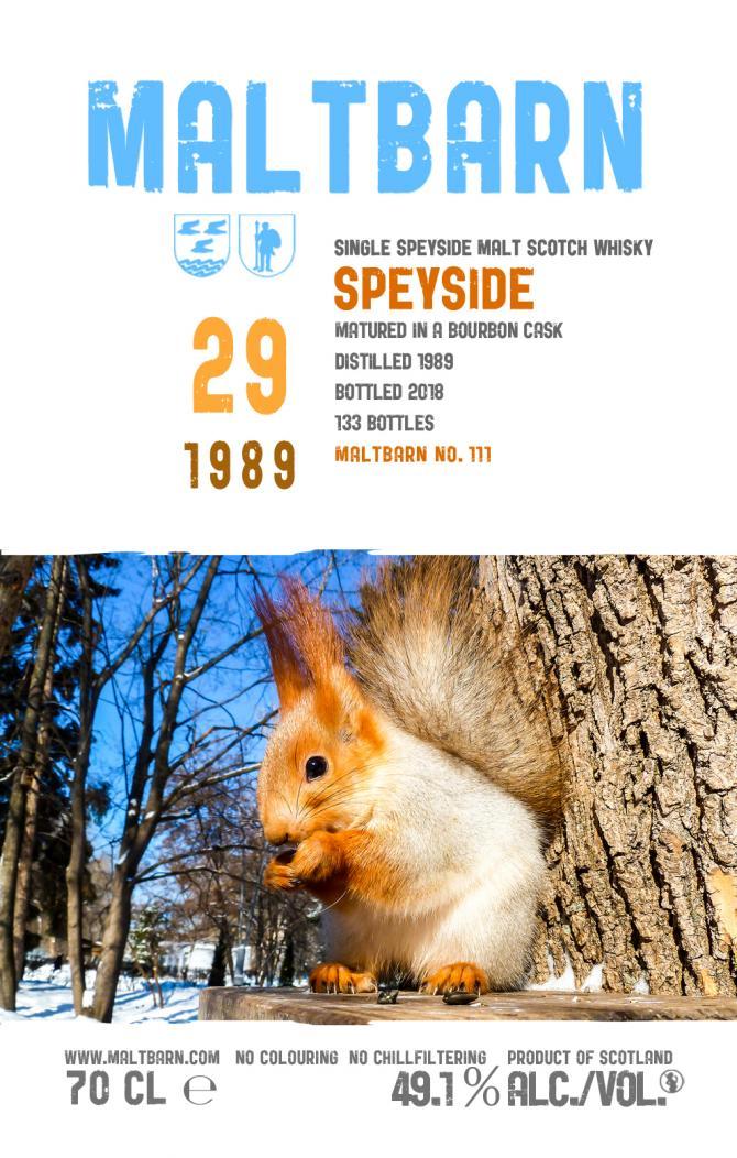 Speyside 1989 MBa
