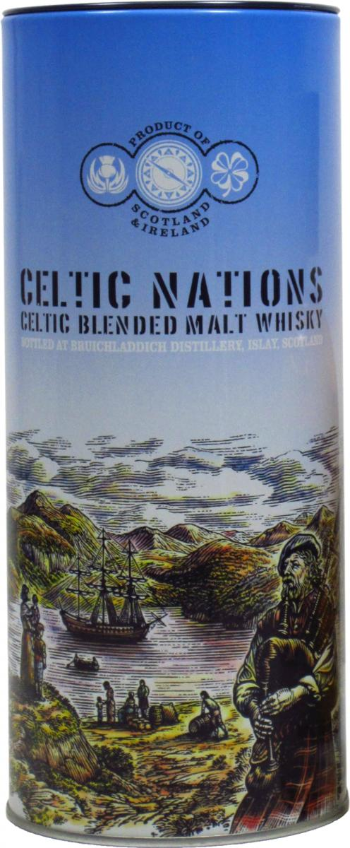 Bruichladdich Celtic Nations