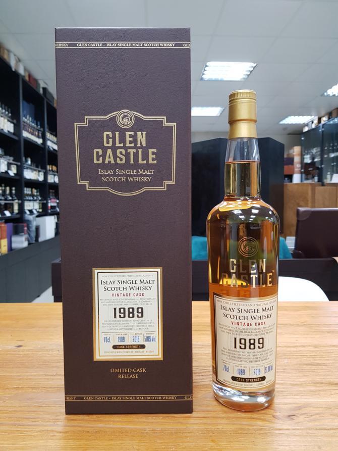 Glen Castle 1989 TGCW