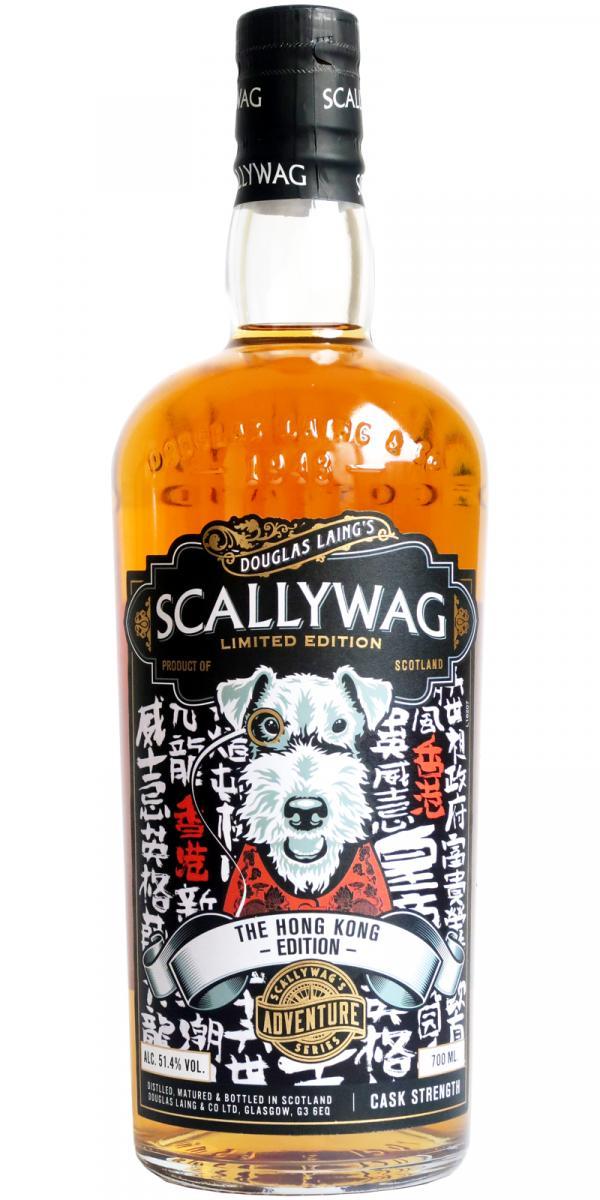 Scallywag The Hong Kong Edition