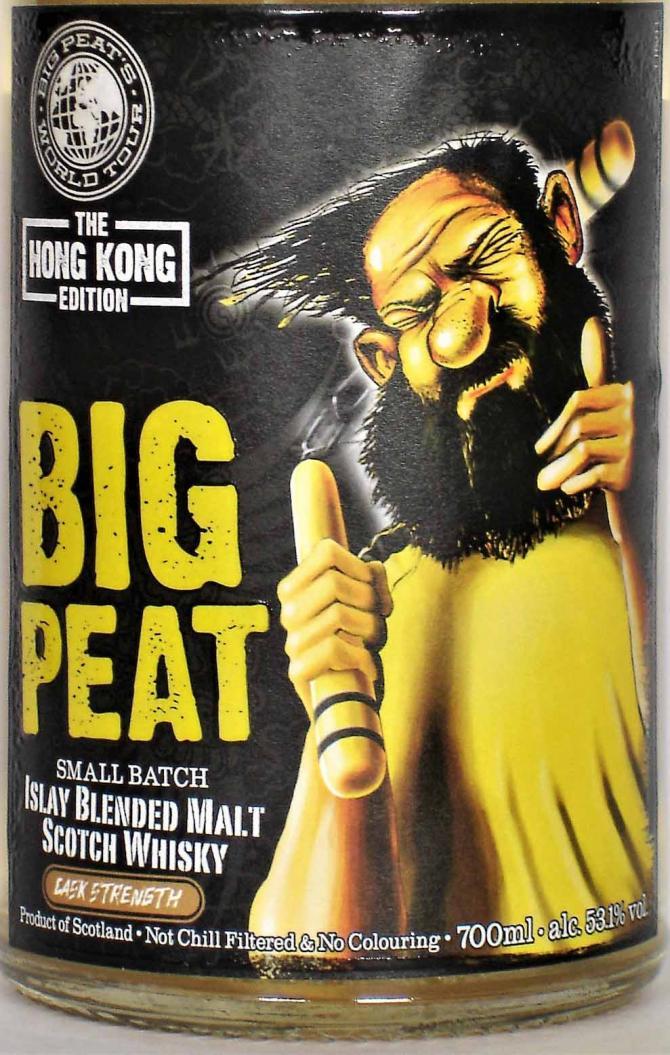 Big Peat The Hong Kong Edition