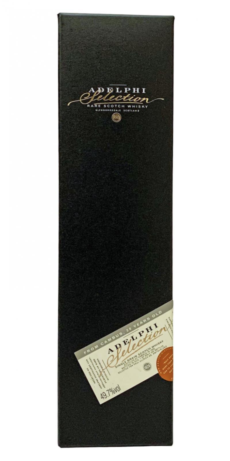 Cambus 1988 AD