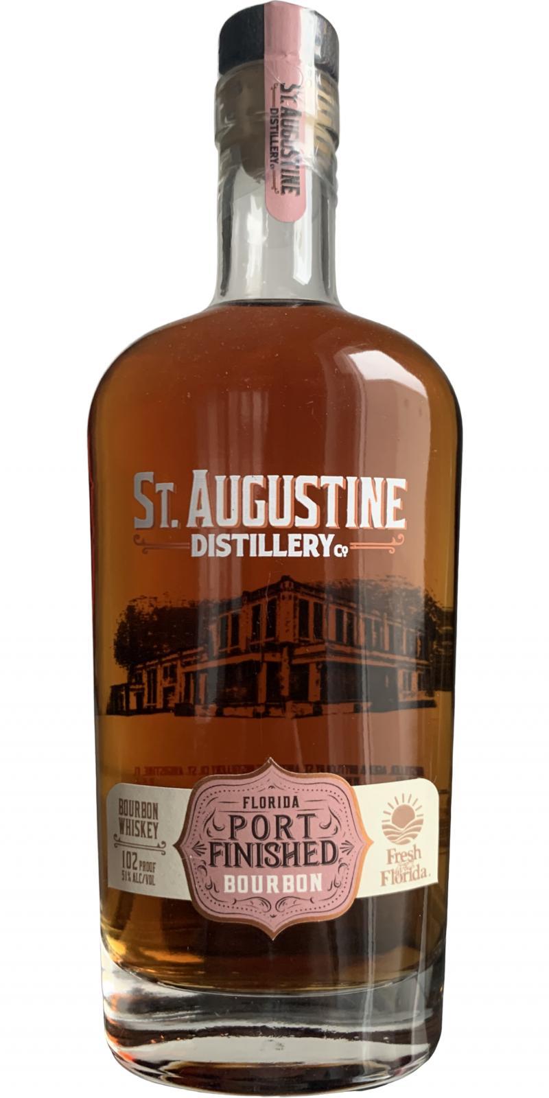 St. Augustine Port Finished Bourbon
