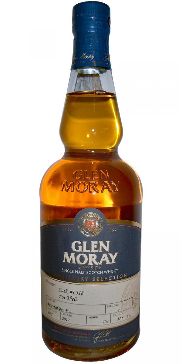 Glen Moray 2001