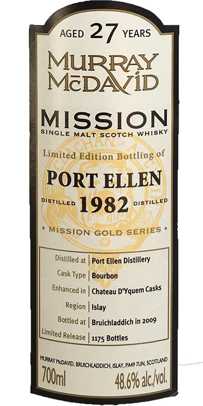 Port Ellen 1982 MM