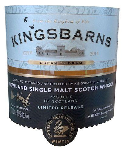 Kingsbarns Dream to Dram