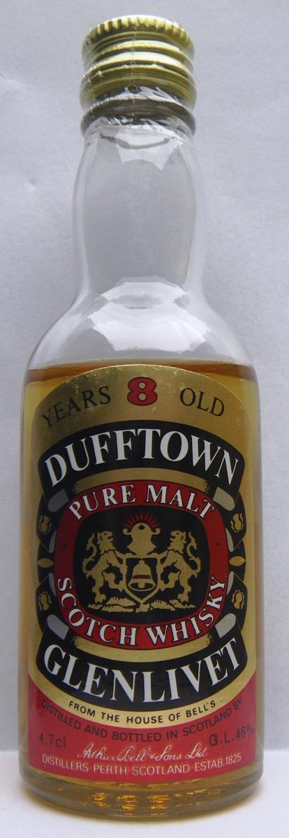 Dufftown 08-year-old AB&S