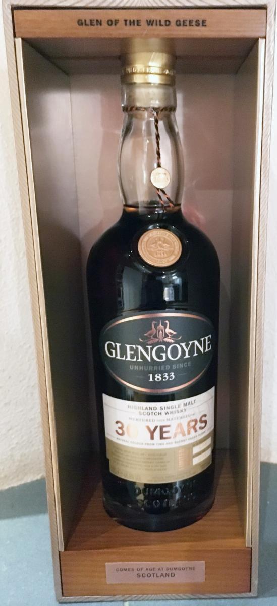 Glengoyne 30-year-old